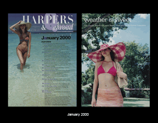 Harpers Abroad January 2000